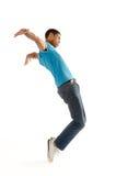 Movimento di ballo Immagini Stock Libere da Diritti