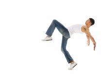 Movimento di ballo Immagini Stock