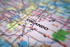 Movimento do mapa fotos de stock royalty free
