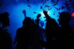 Movimento e dança imagens de stock royalty free