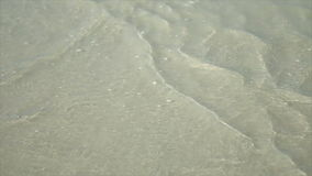 Movimento lento Wave 04 stock footage
