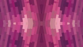 Movimento novo do universal do feriado da qualidade da animação diagonal movente cor-de-rosa macia abstrata do fundo do bloco do  ilustração do vetor