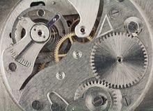 Movimento a orologeria Immagini Stock Libere da Diritti