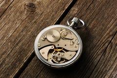Movimento a orologeria Fotografia Stock Libera da Diritti