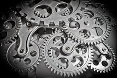 Movimento a orologeria quattro Immagine Stock