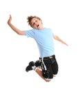Movimentos da dança Fotos de Stock