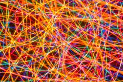 Movimiento abstracto Imagen de archivo libre de regalías