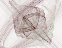 Movimiento aislado en blanco Fotografía de archivo