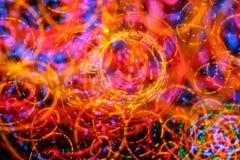 Movimiento colorido fotos de archivo libres de regalías