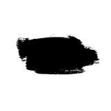Movimiento del cepillo del fondo del Grunge ilustración del vector