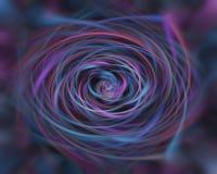 Movimiento del color Fotografía de archivo libre de regalías