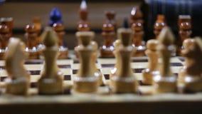 Movimiento del empeño en ajedrez metrajes