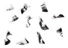 Movimiento del rimel Fotografía de archivo libre de regalías