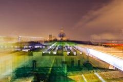 Movimiento del tejado Foto de archivo
