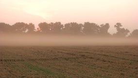 Movimiento rápido de la puesta del sol metrajes