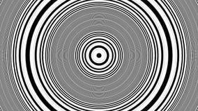 Movimiento rítmico hipnótico almacen de metraje de vídeo