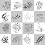 Movimientos abstractos Fotografía de archivo