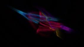 Movimientos coloreados almacen de video