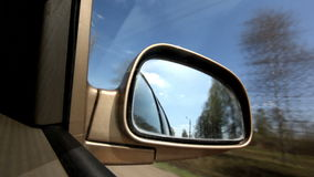 Moving автомобиль сток-видео