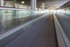 moving дорожка Стоковая Фотография RF