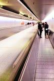 moving дорожка Стоковое фото RF