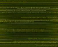 moving желтый цвет номеров Стоковое фото RF