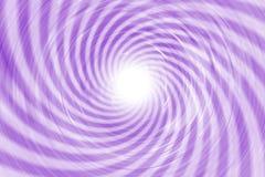 Moving спираль долгой выдержки стоковая фотография