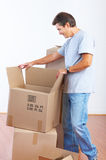 Moving Royalty Free Stock Image