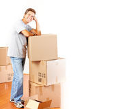 Moving Royalty Free Stock Photo