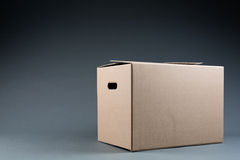 Moving Box Royalty Free Stock Images