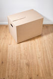 Moving Box Royalty Free Stock Image