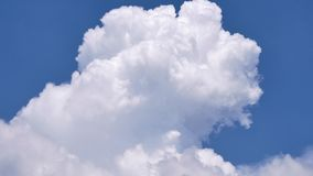 Moving clouds sky blue skies with white fast moving clouds fluffy cloud buildings