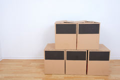 Moving Concept Royalty Free Stock Image