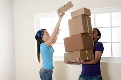 Moving Day Stock Photos