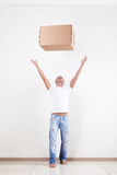 Moving it is easy Royalty Free Stock Photo