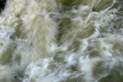 Moving floodwater Stock Photos