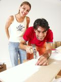 Moving and fun. Stock Photography