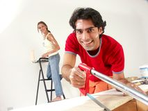 Moving and fun. Royalty Free Stock Photography