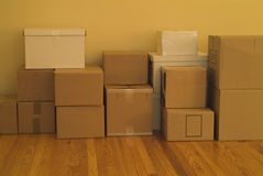 Free Moving In 01 Stock Image - 2372971