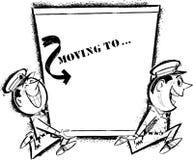 Moving Men Stock Photos