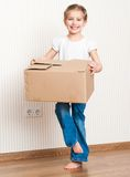Moving into a new home Stock Photography