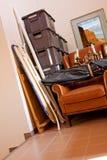 moving nowego domu fotografia stock