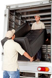 Moving services Stock Photos