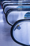 Moving sidewalk Royalty Free Stock Photos