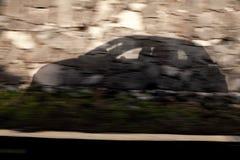 moving skugga för bil royaltyfri bild