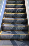 Moving staircase Royalty Free Stock Photography
