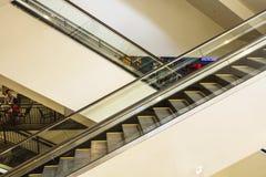 Moving staircase Stock Photos