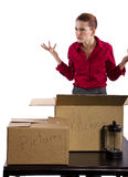 Moving Stress Stock Images