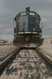 Moving Train Royalty Free Stock Photography