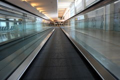 Moving Walkway Stock Photography